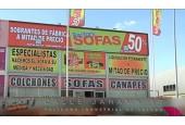 Factory Sofas 50 % - Toledo