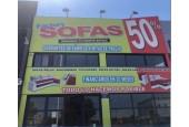 Factory Sofas 50 % - Villaviciosa